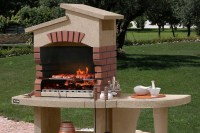 Create Brick BBQ Plans Before Building Barbeque or Grill ...