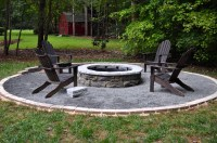 Fire Pit Plans  Few Easy Steps to Build a Fireplace ...