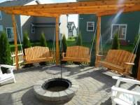 Swing Fire Pit Plans | Fire Pit Design Ideas