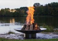Charming Unique Fire Pits Examples | Fire Pit Design Ideas