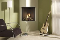 When a 2 Sided Fireplace is Preferable Option | Fireplace ...