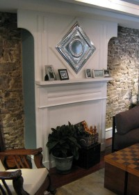 DIY Fireplace Mantel Plans | Fireplace Designs