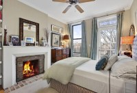 Fake Fireplace In Bedroom | Fireplace Designs