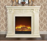 Fake Flame Fireplace Insert | Fireplace Designs