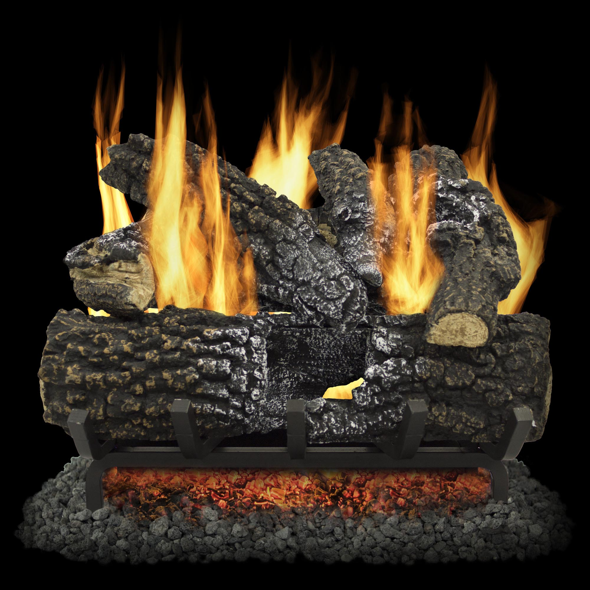 Light A Gas Fireplace Fireplace Fake Lighted Logs Fireplace Designs
