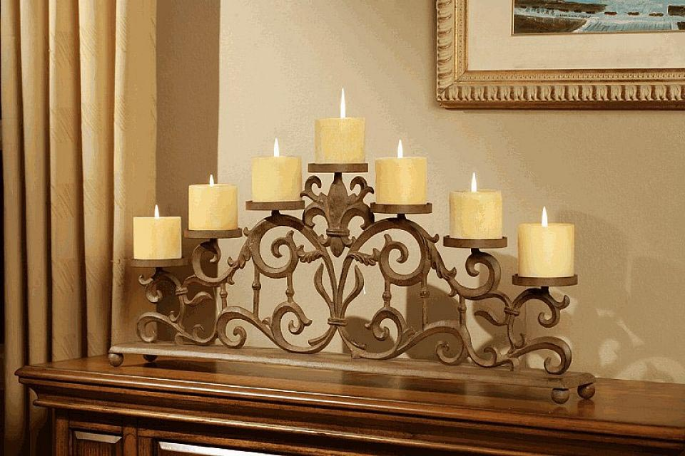 Fireplace Mantel Candle Holders Fireplace Designs