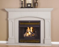 Fireplace Mantel Surrounds Ideas | Fireplace Designs
