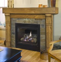 Gas Fireplace Mantels And Surrounds | Fireplace Designs