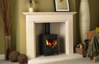 Limestone Fireplace Surrounds For Wood Burners | Fireplace ...