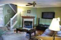 Living Room Ideas With Corner Fireplace   Fireplace Designs