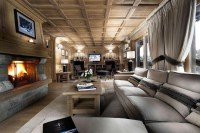 Long Living Room With Fireplace | Fireplace Designs