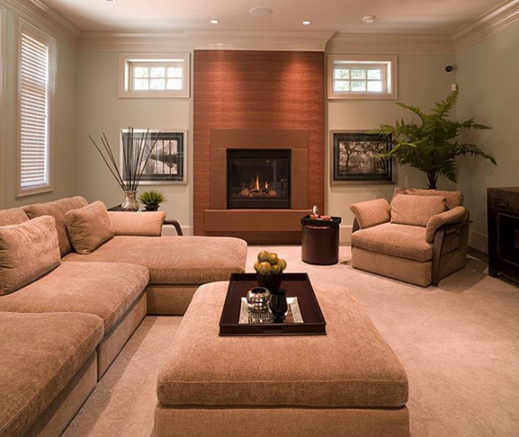 Modern Fireplace Surround Design Ideas