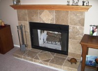 Slate Fireplace Surround And Hearth | Fireplace Designs