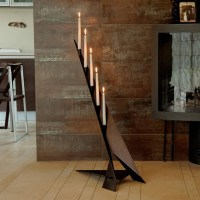 Tall Candle Holders For Fireplace | Fireplace Designs