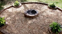 Easy To Make Fire Pit | FIREPLACE DESIGN IDEAS