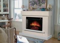 Didnt get a fake fireplace heater still?