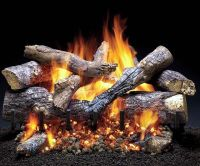 Fake Logs For Gas Fireplace | FIREPLACE DESIGN IDEAS