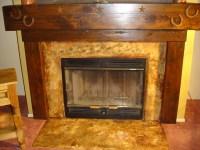 Fake Stone Fireplace Surrounds | FIREPLACE DESIGN IDEAS