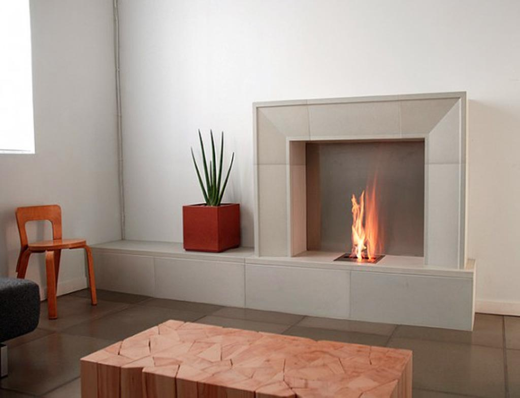 Modern Fireplace Mantel Decor Some Ideas Of Contemporary Fireplace Surrounds Decor