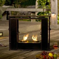 Small Crop Of Indoor Outdoor Fireplace