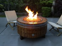Propane Deck Fire Pit | FIREPLACE DESIGN IDEAS