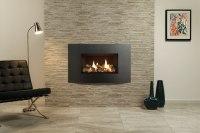 Slate Fireplace Surround Tile | FIREPLACE DESIGN IDEAS