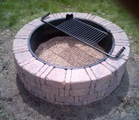 Steel Insert For Ring Fire Pit | FIREPLACE DESIGN IDEAS