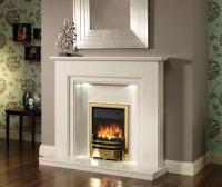 Types of White fireplace surround | FIREPLACE DESIGN IDEAS