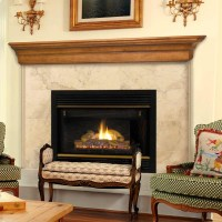 Then choose one of the contemporary fireplace mantels and ...
