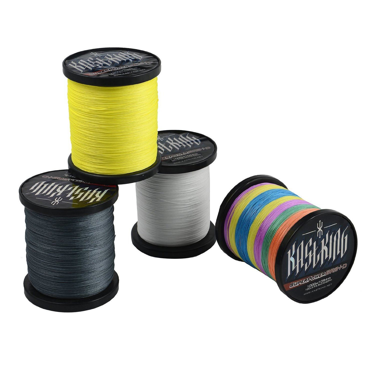 Best braided fishing line on the market in 2015 for Braid fishing line
