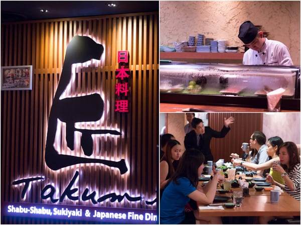 KY eats – Takumi Japanese Fine Dining at Grand Millennium Hotel