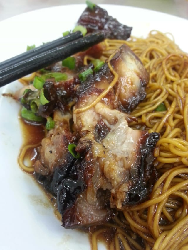 Char siew oh so nicely caramelized@Chan Meng Kee, SS2