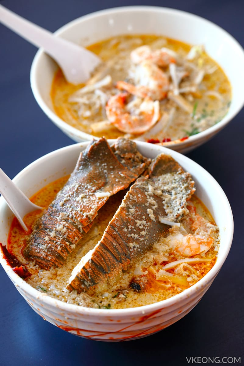 The Original Katong Laksa Since 1950s (Janggut Laksa)