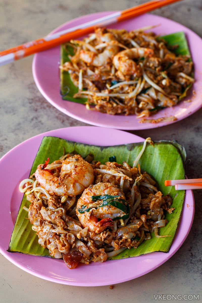 Penang Auntie (Big Prawn) Char Koay Teow @ Fresh Food Court