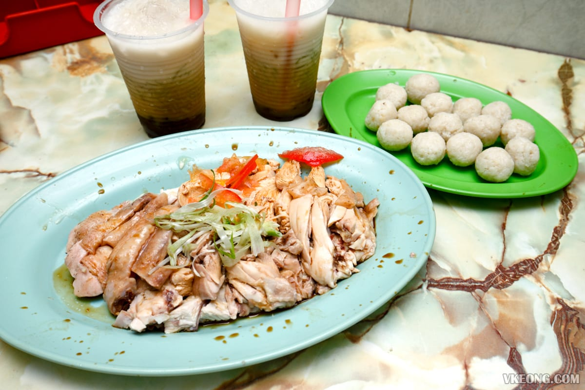 Huang Chang Chicken Rice @ Batu Berendam, Melaka – NOT GOOD