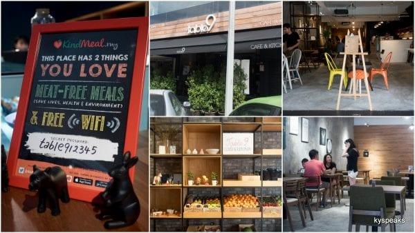 KY eats – Table 9 Cafe & Kitchen, Bangsar