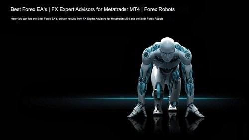 Best Forex EA´s | Expert Advisors | FX Robots - About Us