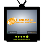 Install Release BB AddOn on your Kodi device