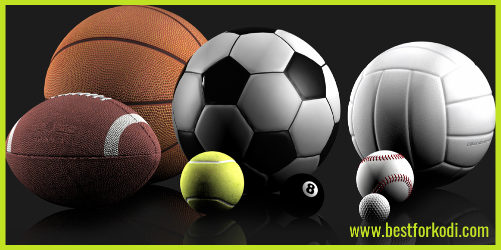 Best Free Sports Addons Kodi Part 1