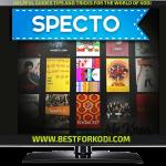 Install Specto Kodi Addon