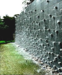 Wall Water Fountains Outdoor | Fountain Design Ideas