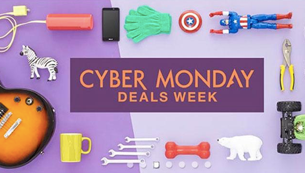 cyber monday week amazon