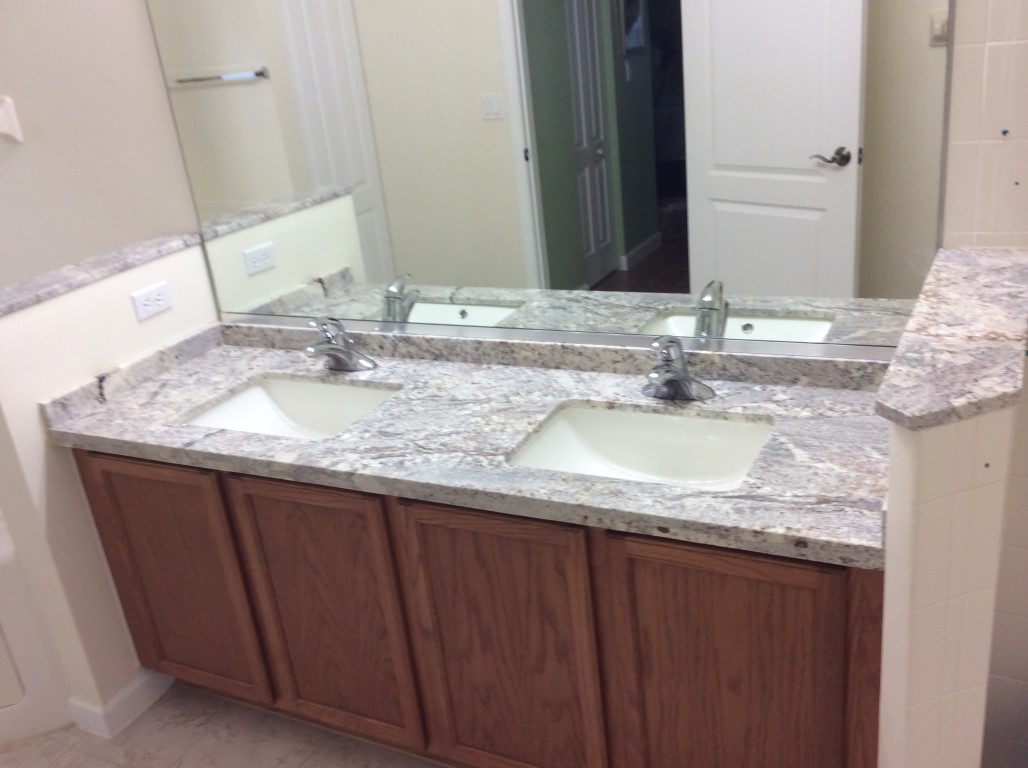 Best Countertops For Bathrooms Granite Bathroom Countertops Best Granite For Less