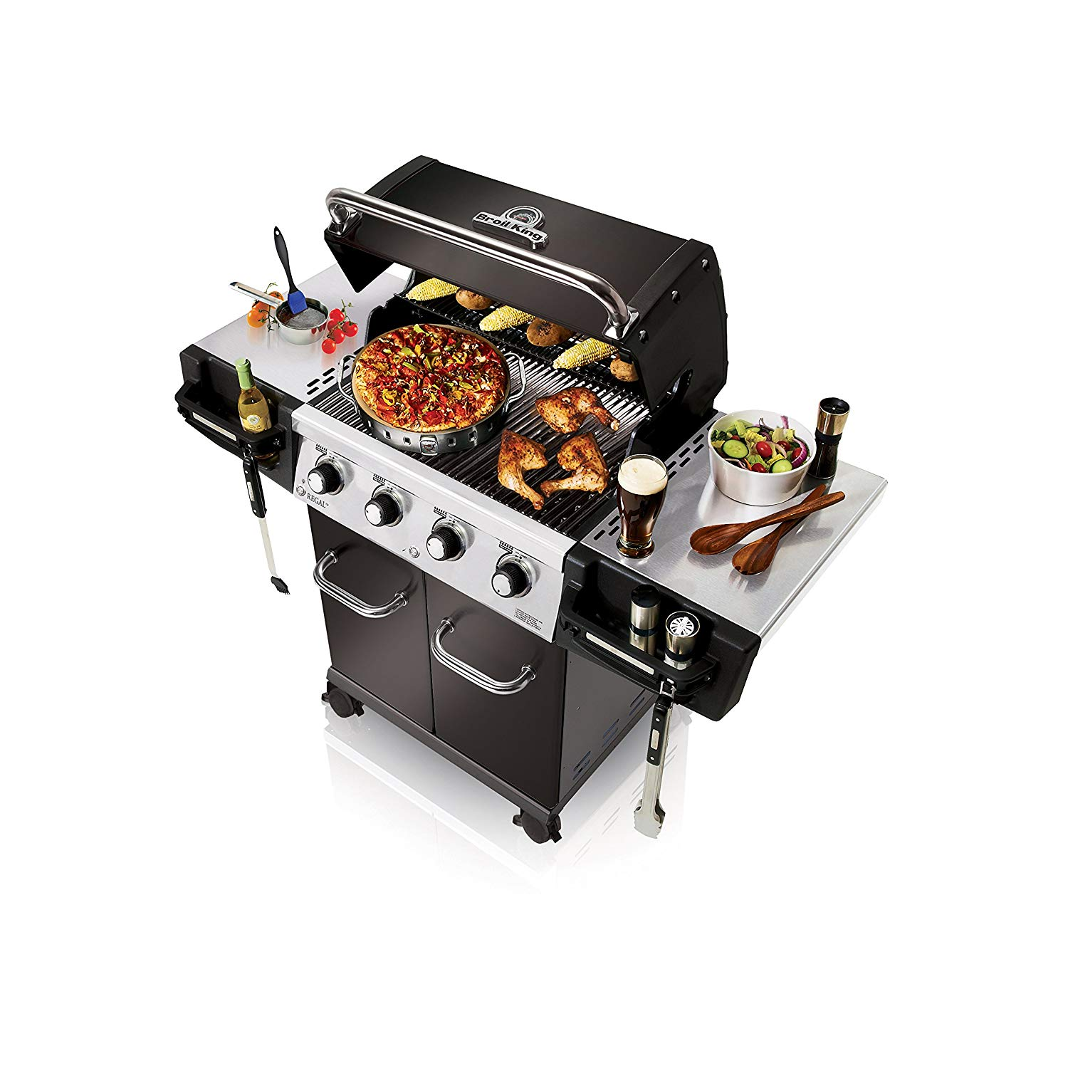 Broil Gasgrill Broil King 956214 Regal 420 Pro Gas Grill Review Best Grill Reviews