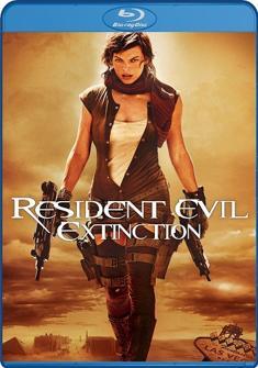 Resident Evil: Extinction (2007) full Movie Download