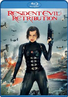 Resident Evil: Retribution (2012) full Movie Download
