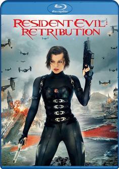 Resident Evil: Retribution (2012) full Movie Download