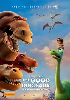 The Good Dinosaur (2015) full Movie Download