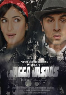 Jagga Jasoos (2016) full Movie Download free in hd