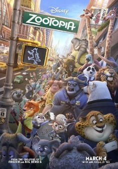 Zootopia (2016) full Movie Download free in hd